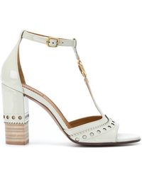 Chloé - Perry Sandals - Lyst