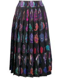 Altuzarra - Sirocco Pleated Skirt - Lyst