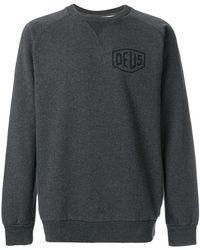 Deus Ex Machina - Oversized Logo Sweatshirt - Lyst