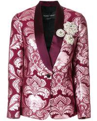 Christian Pellizzari - Baroque Style Jacket - Lyst
