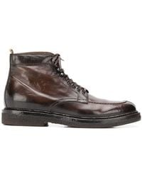 Officine Creative - Stanford Boots - Lyst