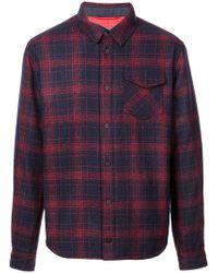 Aztech Mountain - Lenado Quilted Shirt - Lyst