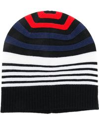 Sonia Rykiel - Multicolour Striped Beanie Hat - Lyst