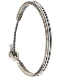 M. Cohen - Twist Hook Bracelet - Lyst