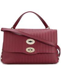 Zanellato - Handtasche mit Drehverschluss - Lyst