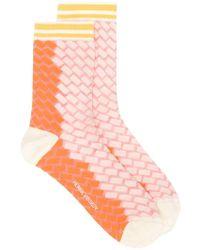 Henrik Vibskov - Double Bounce Socks - Lyst