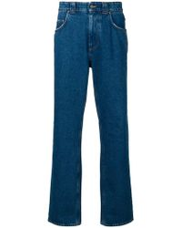 Martine Rose - Straight-leg Jeans - Lyst