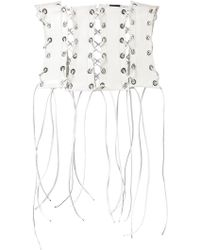 Manokhi - Mano Fringed Belt - Lyst