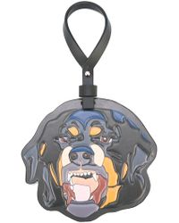 Givenchy - Rottweiler Keyring - Lyst