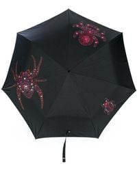 Alexander McQueen | Jewelled Bugs Print Umbrella | Lyst