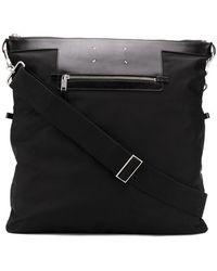 Maison Margiela - Zipped Messenger Bag - Lyst