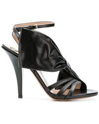 Valentino - Garavani Bow Detail Sandals - Lyst
