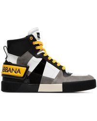 Dolce & Gabbana - Sneakers alte - Lyst
