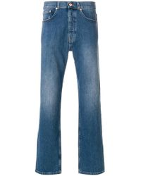 Tom Wood - Straight-leg Jeans - Lyst