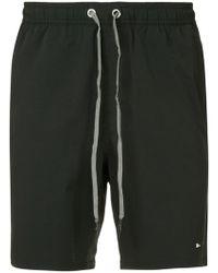 The Upside - Side Stripe Shorts - Lyst