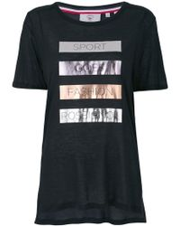 Rossignol - Laminated Print T-shirt - Lyst