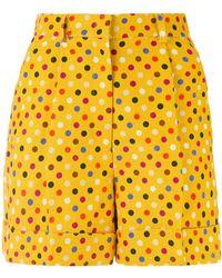 Rossella Jardini - Printed Shorts - Lyst