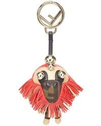 Fendi - Space Monkey Bag Charm - Lyst