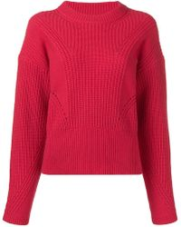 Tanya Taylor - Basic Knit Jumper - Lyst