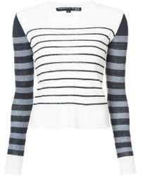 Veronica Beard - Brae Striped Jumper - Lyst