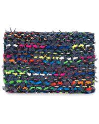 Coohem - Knit Tweed Cardholder - Lyst
