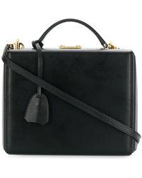 Mark Cross - Top Handle Box Bag - Lyst