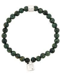 Northskull - Braccialetto 'Obsidian' - Lyst