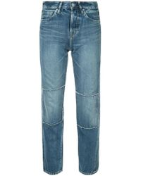 Hysteric Glamour - Jeans Crop - Lyst