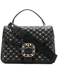 Liu Jo - Quilted Star Tote Bag - Lyst