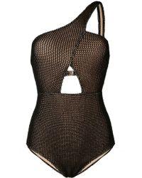 Moeva - Vivienne Mesh Swimsuit - Lyst