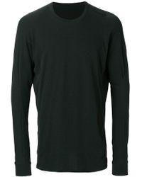 DEVOA - Long-sleeve T-shirt - Lyst