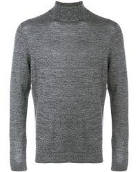 CALVIN KLEIN 205W39NYC - High Neck Sweatshirt - Lyst