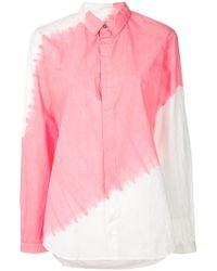 Suzusan - Tie-dye Print Shirt - Lyst