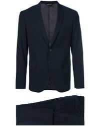 Tonello - Classic Streamlined Suit - Lyst