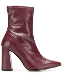 Rebecca Minkoff - Peg Ankle Boots - Lyst