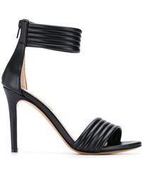 Albano - Quilted Sandals - Lyst