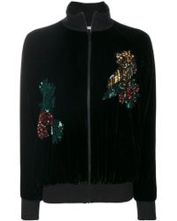 P.A.R.O.S.H. - Embroidered Ricamo Jacket - Lyst