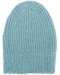 Danielapi - Ribbed Beanie Hat - Lyst