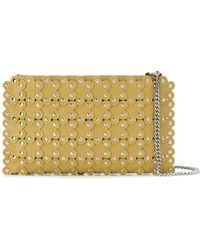 RED Valentino - Studded Flower Crossbody - Lyst