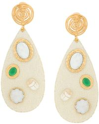 Gas Bijoux - Verone Earrings - Lyst