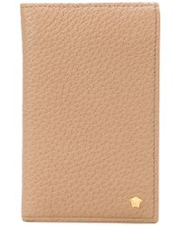 Versace - Medusa Long Wallet - Lyst