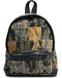 Palm Angels - Patch Camouflage Backpack - Lyst