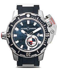 Ulysse Nardin - Diver Deep Dive 'hammerhead Shark' Limited Edition 46mm - Lyst