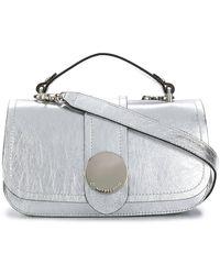 L'Autre Chose - Foldover Shoulder Bag - Lyst