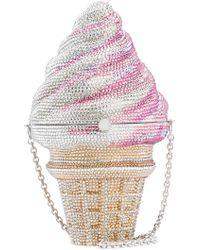 Judith Leiber - Ice Cream Cone Bag - Lyst