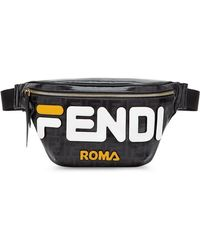Fendi - Mania Logo Belt Bag - Lyst
