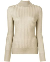 Ferragamo - Perfectly Fitted Sweater - Lyst