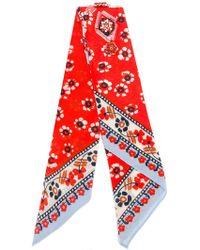 Tory Burch - Embellished Bandana - Lyst