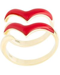 Eshvi - 'fly With Me' Ring - Lyst
