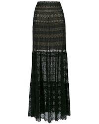 Cecilia Prado   Sabrina Knit Long Skirt   Lyst